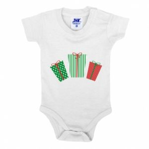 Baby bodysuit New Year gifts