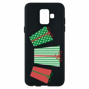 Phone case for Samsung A6 2018 New Year gifts