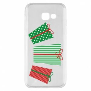 Phone case for Samsung A5 2017 New Year gifts