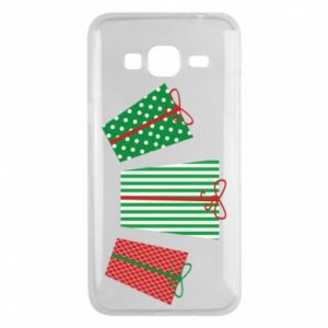 Phone case for Samsung J3 2016 New Year gifts