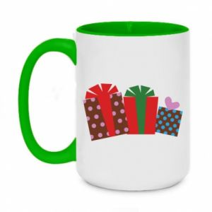 Two-toned mug 450ml Gifts
