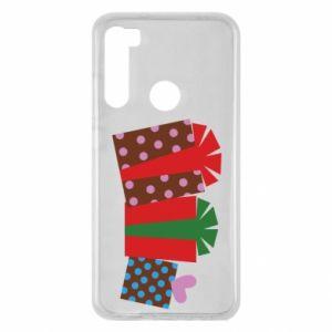 Xiaomi Redmi Note 8 Case Gifts