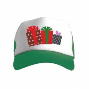 Kid's Trucker Hat Gifts