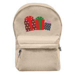 Backpack with front pocket Gifts