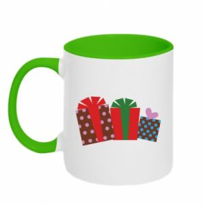 Two-toned mug Gifts