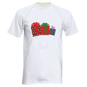Men's sports t-shirt Gifts