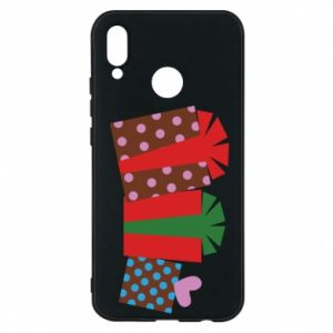 Phone case for Huawei P20 Lite Gifts