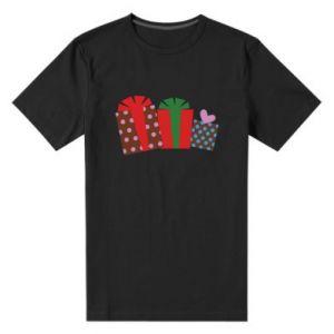Męska premium koszulka Prezenty