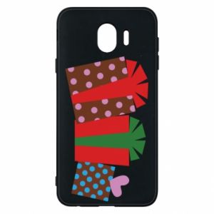 Phone case for Samsung J4 Gifts