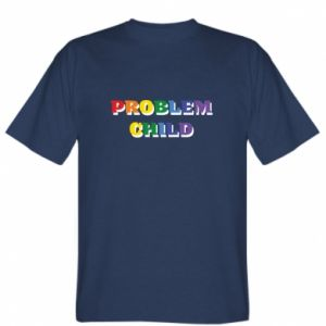 Koszulka męska Problem child
