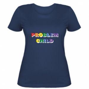 Koszulka damska Problem child