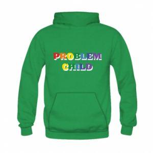 Bluza z kapturem dziecięca Problem child
