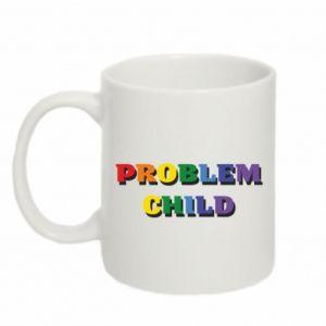 Kubek 330ml Problem child