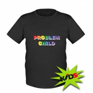 Koszulka dziecięca Problem child