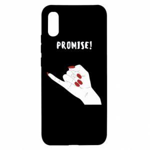 Etui na Xiaomi Redmi 9a Promise!