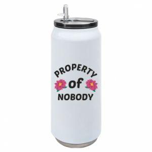 Puszka termiczna Property of nobody