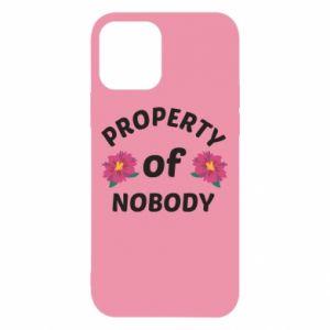Etui na iPhone 12/12 Pro Property of nobody