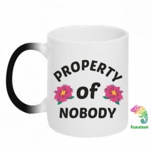 Kubek-magiczny Property of nobody