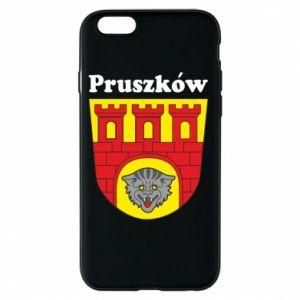 Etui na iPhone 6/6S Pruszków. Herb.