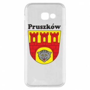 Etui na Samsung A5 2017 Pruszków. Herb.