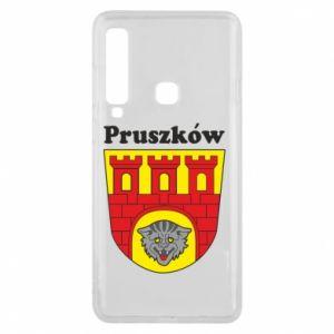 Etui na Samsung A9 2018 Pruszków. Herb.