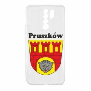 Xiaomi Redmi 9 Case Pruszkow. Emblem.
