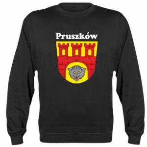 Bluza Pruszków. Herb.