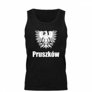 Męska koszulka Pruszków - PrintSalon