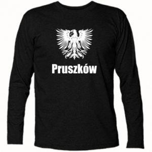 Koszulka z długim rękawem Pruszków - PrintSalon