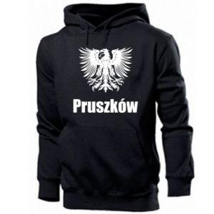Męska bluza z kapturem Pruszków - PrintSalon
