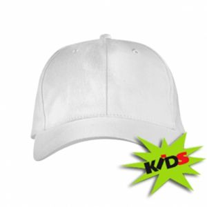 Kids' cap Inscription - My love is Pruszkow