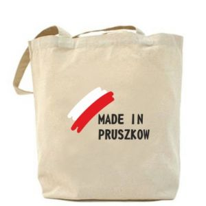 """Torba """"Made in Pruszkow"""""""