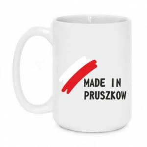 """Kubek 450ml """"Made in Pruszkow"""""""