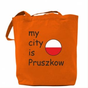 Torba My city is Pruszkow