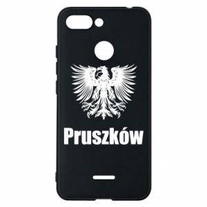 Phone case for Xiaomi Redmi 6 Pruszkow