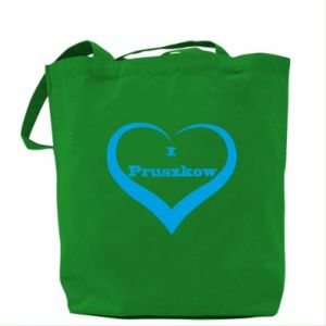 Bag I love Pruszkow