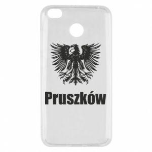Damska koszulka sportowa Napis: Moje miasto Pruszków - PrintSalon