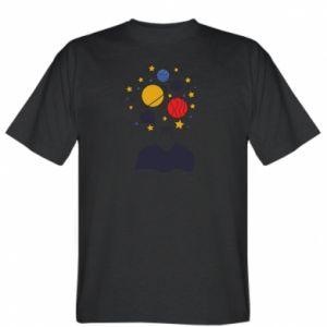 Koszulka męska Przestrzeń w głowie