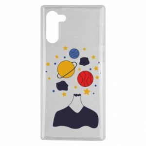 Samsung Note 10 Case Space in the head