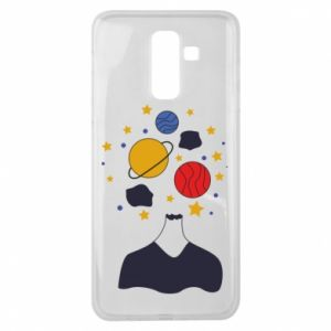 Samsung J8 2018 Case Space in the head