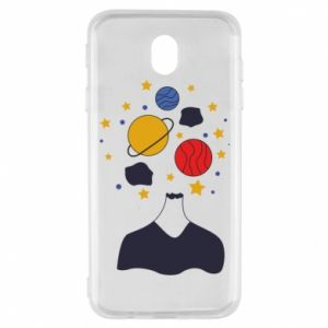 Samsung J7 2017 Case Space in the head