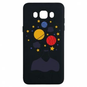 Samsung J7 2016 Case Space in the head