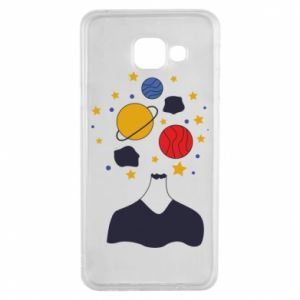 Samsung A3 2016 Case Space in the head