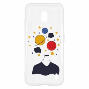 Nokia 2.2 Case Space in the head
