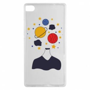 Huawei P8 Case Space in the head