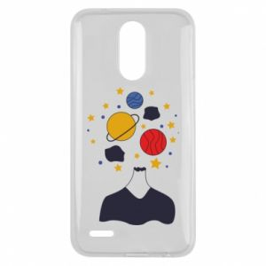 Lg K10 2017 Case Space in the head
