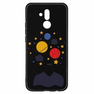 Huawei Mate 20Lite Case Space in the head