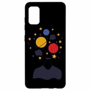 Samsung A41 Case Space in the head