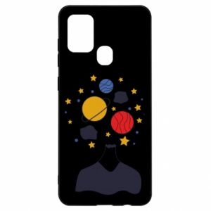 Samsung A21s Case Space in the head