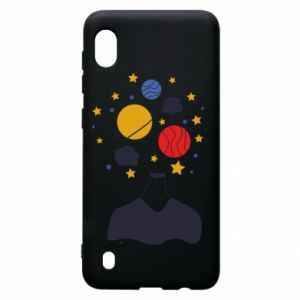 Samsung A10 Case Space in the head